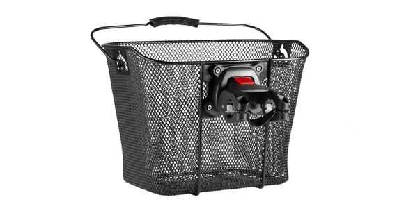 RFR Klick&Go fietsmand- en koffer zwart